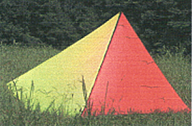 Medows Tarp.  A specialty silcon tarp for ultralight  backpacking.